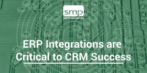 Distribution CRM and ERP