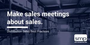 Distribution Sales Meetings