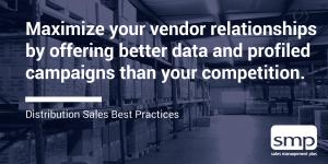 distributor vendor relationships